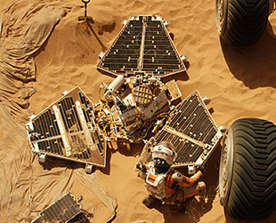 The Real Mars Lander In The Martian Fact Checking The