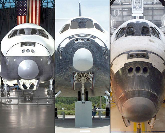 first space shuttle prototype - photo #11