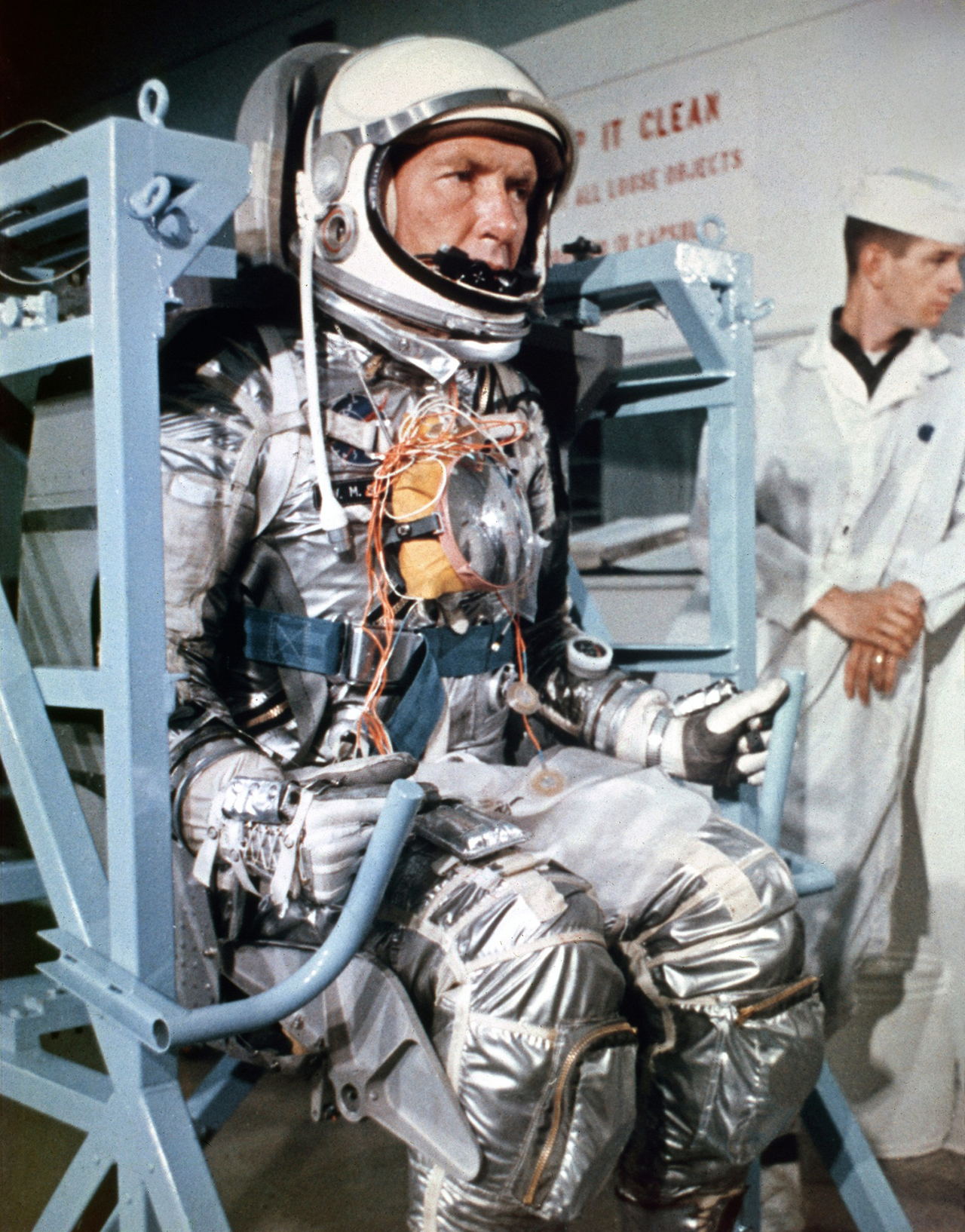 Mercury Astronauts NASA (page 2) - Pics about space