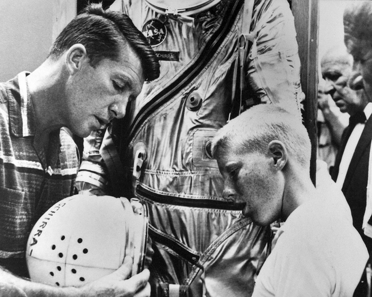 1962 nasa launch