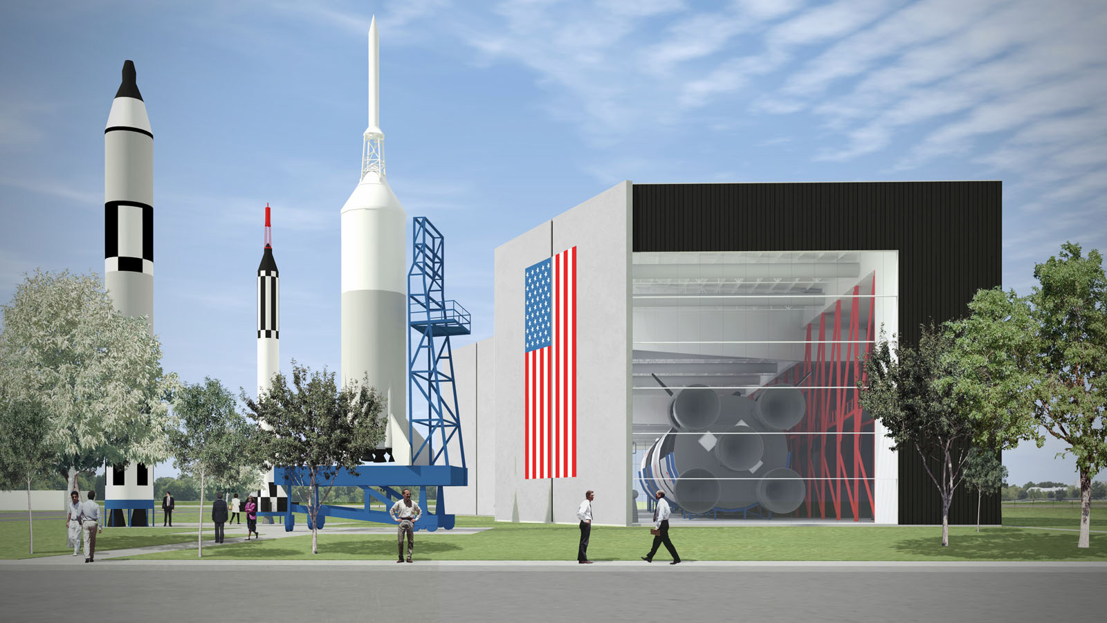 Architect proposes 'more fitting container' for Houston's ...