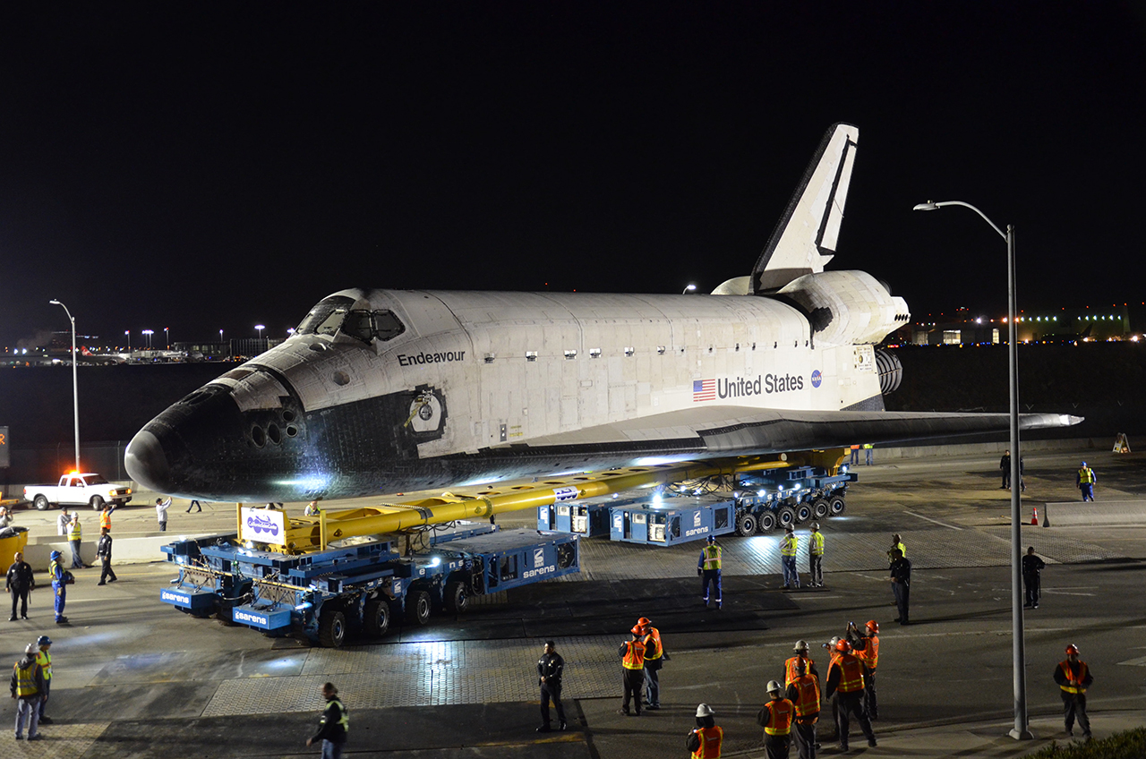 images of space shuttle endeavour - photo #24