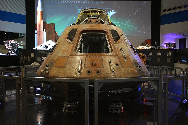 apollo 11 at space center houston - photo #8