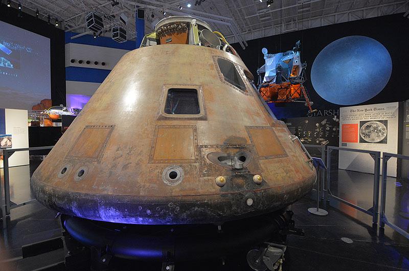 apollo 11 at space center houston - photo #2