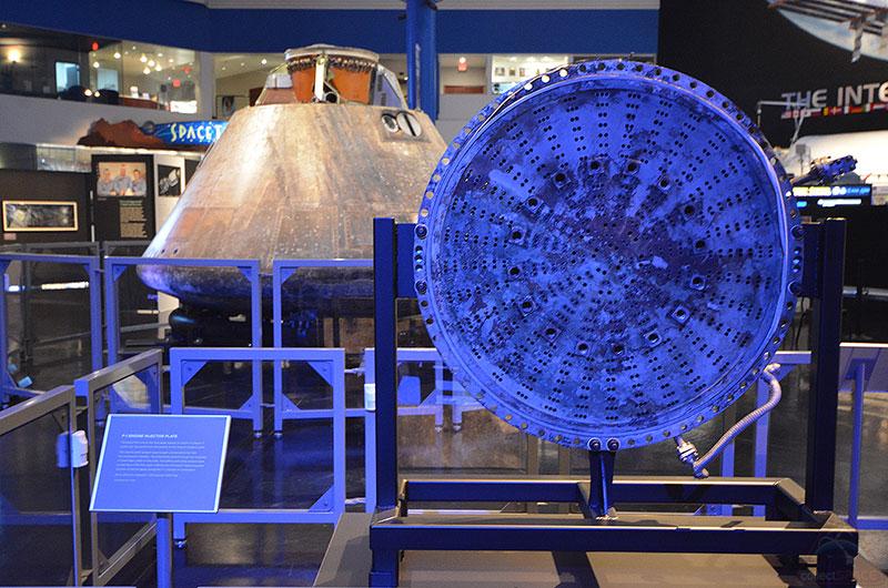 apollo 11 at space center houston - photo #14