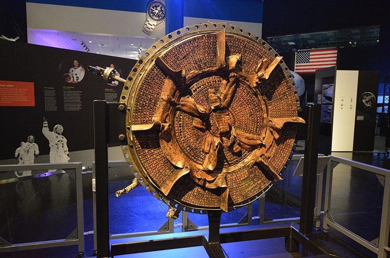 apollo 11 at space center houston - photo #24