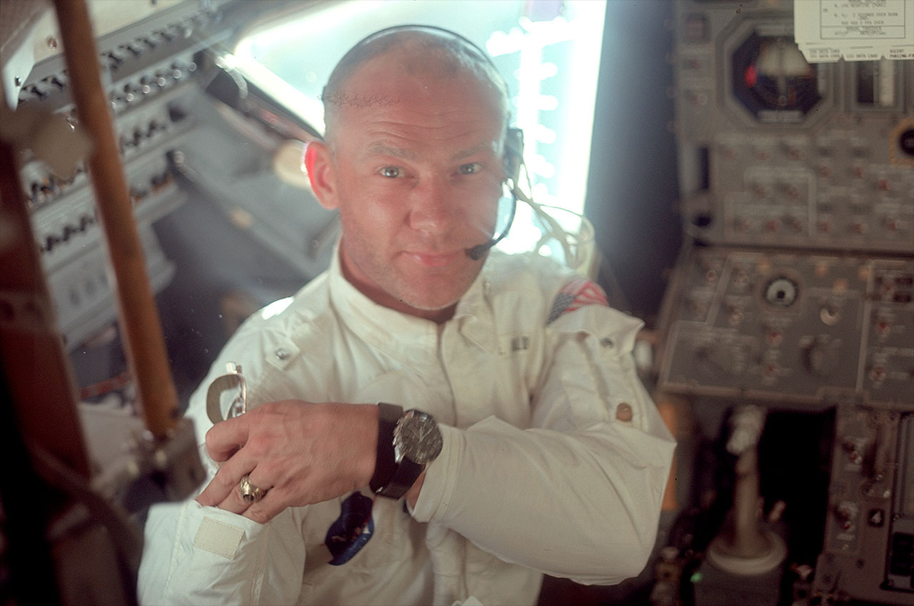 Lawsuit Filed To Claim Buzz Aldrin S Missing Moon Landing Watch