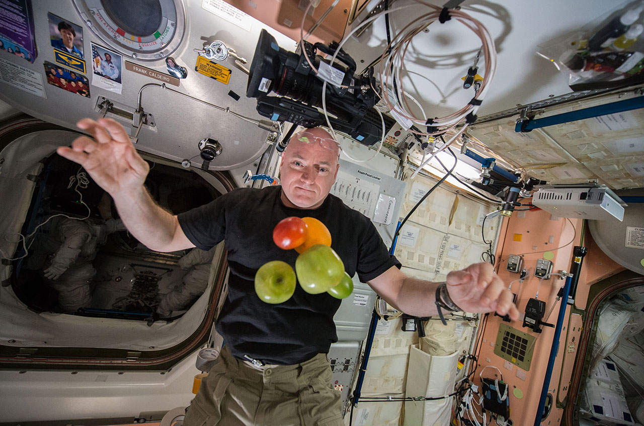 most recent astronaut in space - photo #2