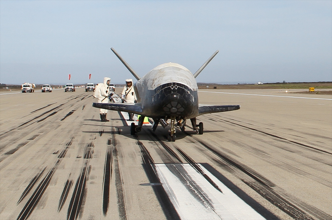 real spacecraft x 37b experamental - photo #12