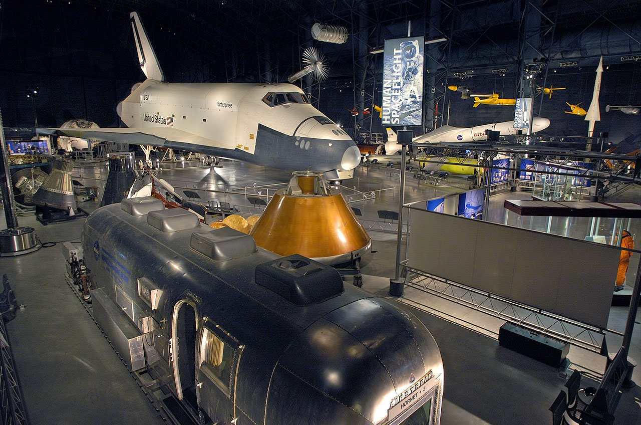 Space Shuttle The History of the National Space