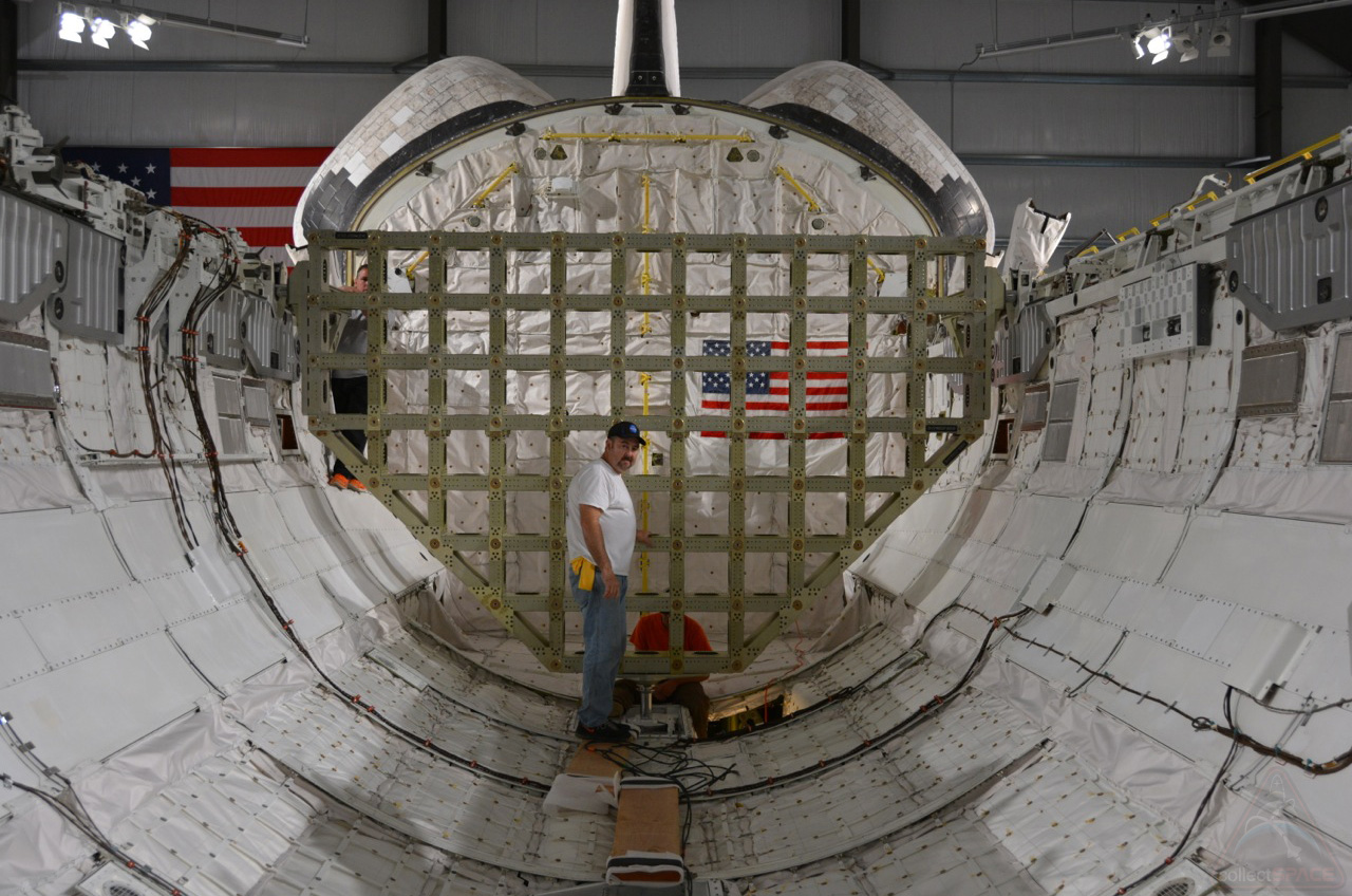 space shuttle challenger payload - photo #31
