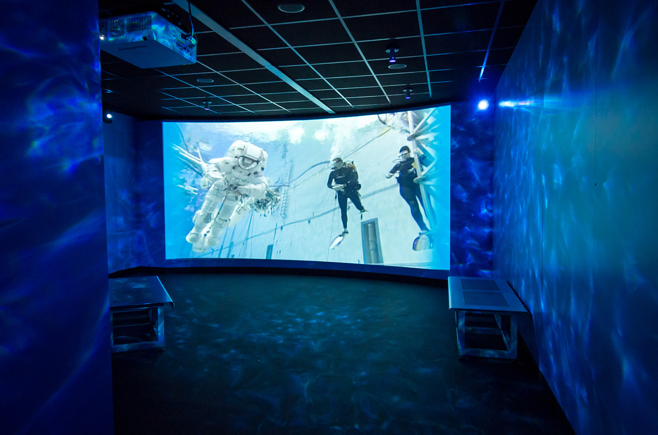 Hubble Space Telescope 25th Anniversary Exhibit Opens At