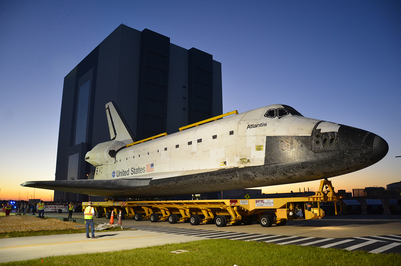 pictures of space shuttle atlantis - photo #1