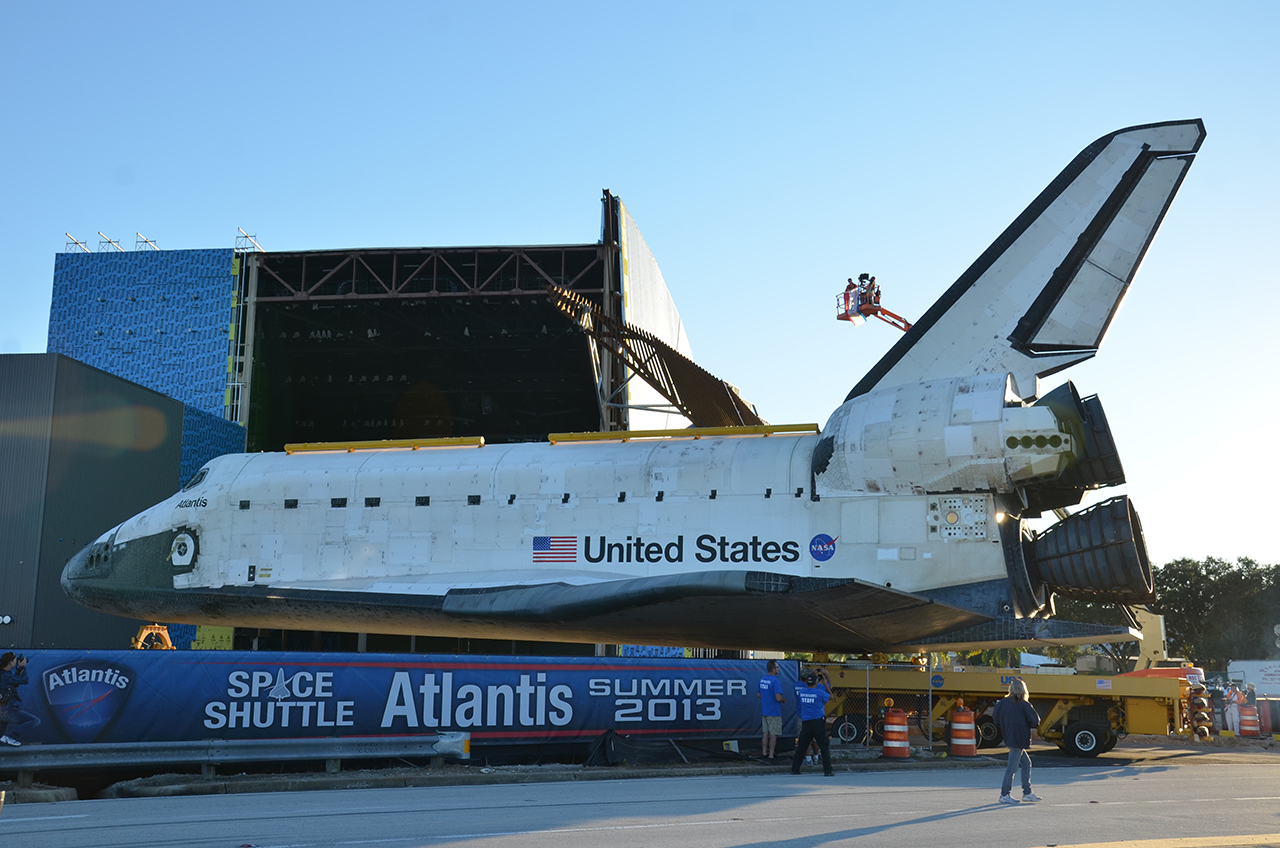 Space Shuttle Mover - Pics about space