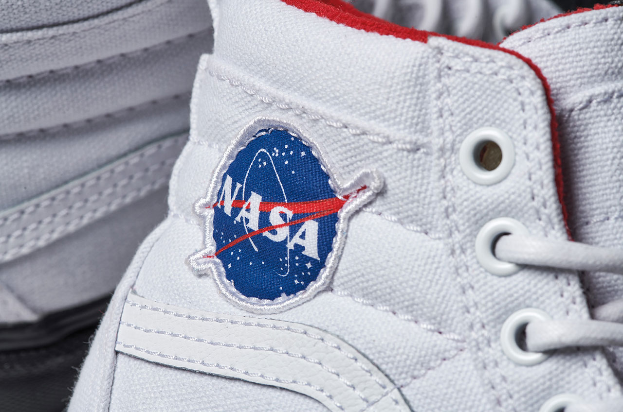 887c17d6624 Vans celebrates 60 years of NASA history with  Space Voyager ...