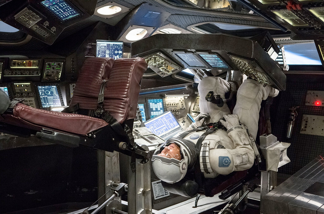 Interstellar Actors Sought Space Tips From Real Nasa Astronaut Collectspace