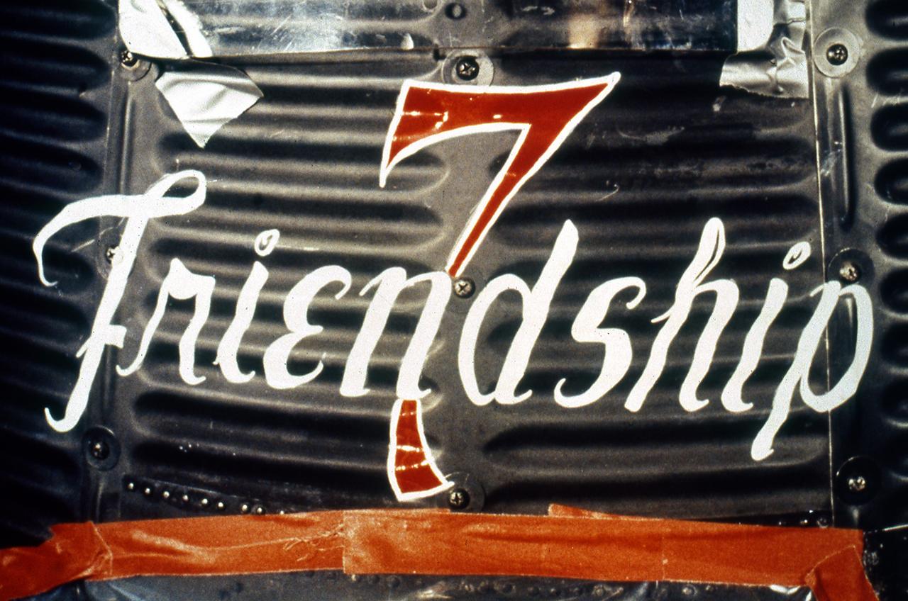 friendship 7 spacecraft take off - photo #40