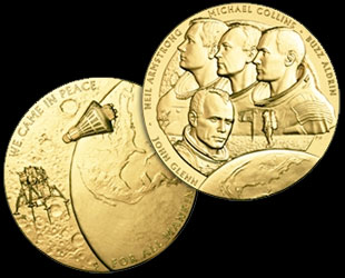 neil armstrong medals - photo #28
