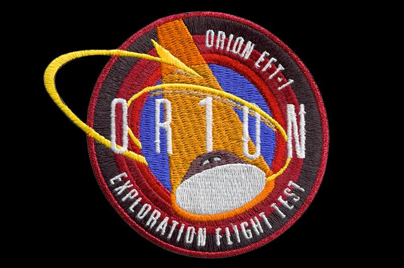 Apollo Test Flights Flight Test Mission Patch