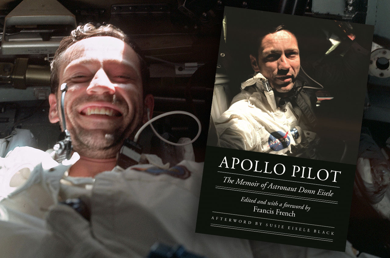 'Apollo Pilot': Late astronaut Donn Eisele's lost words ...