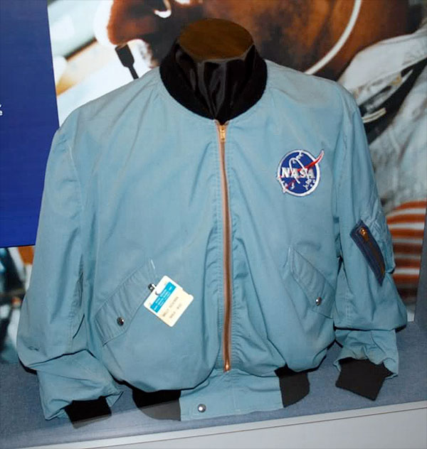 nasa apollo flight jacket - photo #5