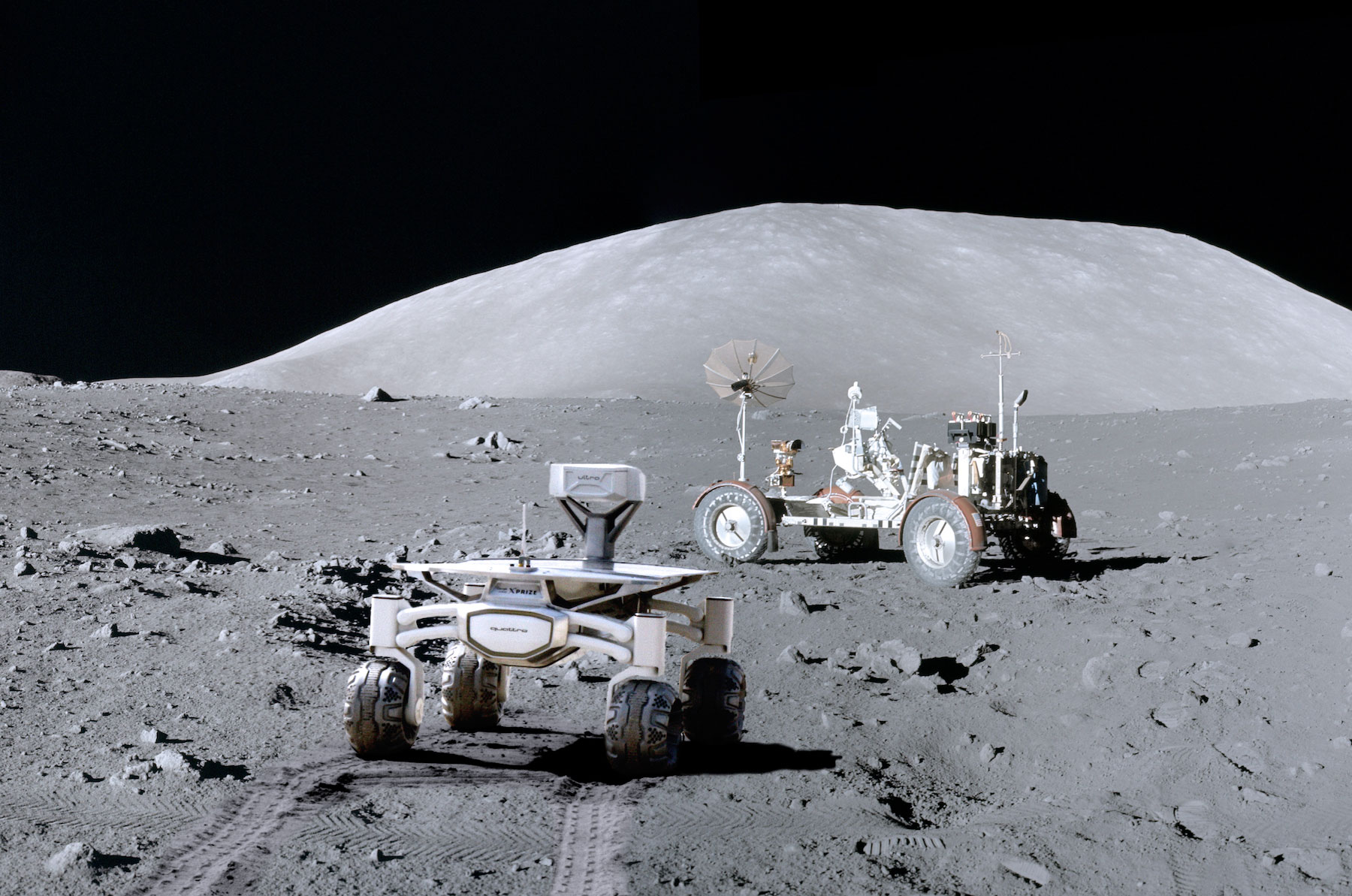 PTScientists 'Mission to the Moon' to take care not to ...