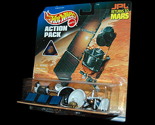 Spacecraft Missing On Mars In Toy Stores Collectspace