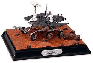 curiosity rover scale model - photo #24