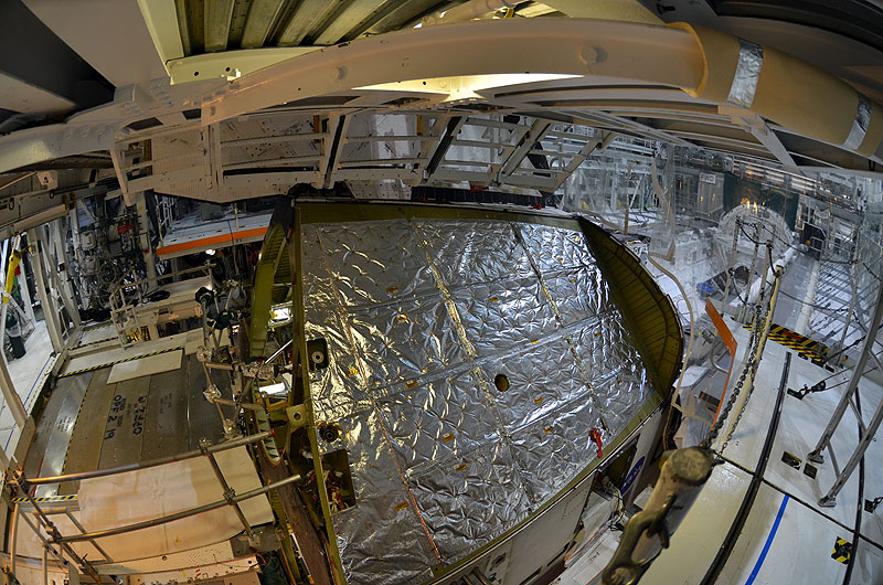Inside of a Future Space Shuttle - Pics about space