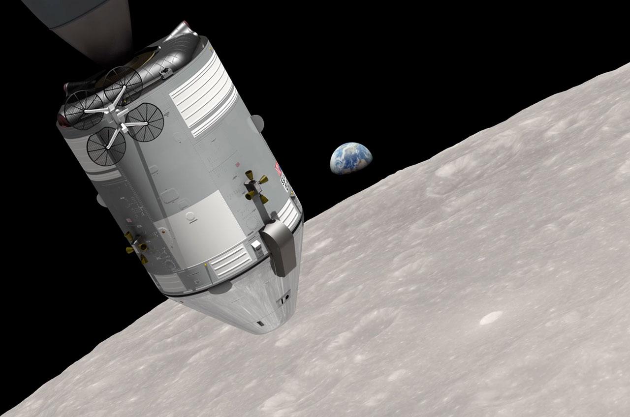 apollo spacecraft - photo #48