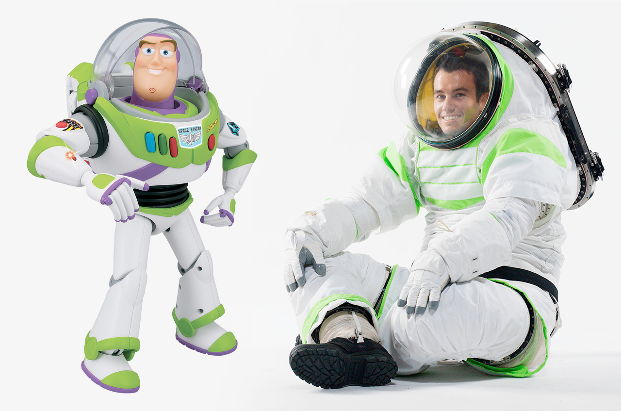 This is NASAs new Z2 spacesuit