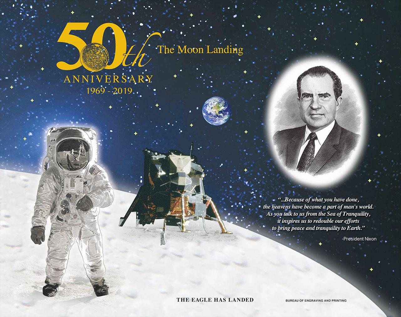 apollo space landing anniversary - photo #7