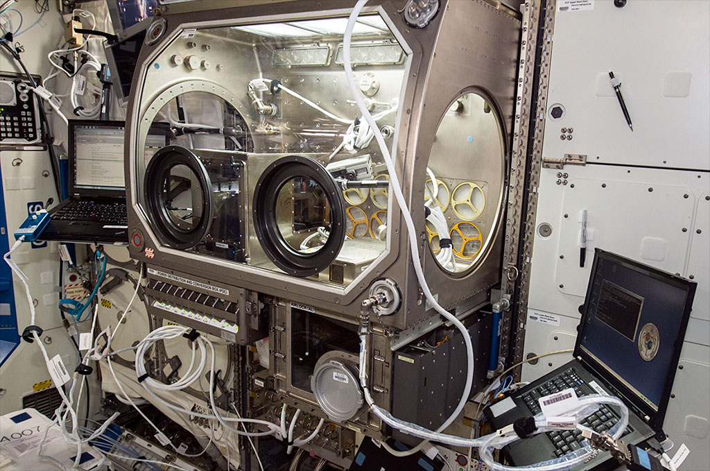 Space 3d Printer Made in Space's Zero-g 3d