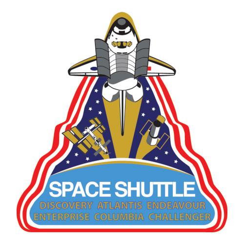 space shuttle enterprise patch - photo #28