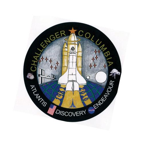 space shuttle enterprise patch - photo #19