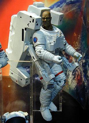 """collectSPACE - news - """"Action Products, K'NEX preview ..."""