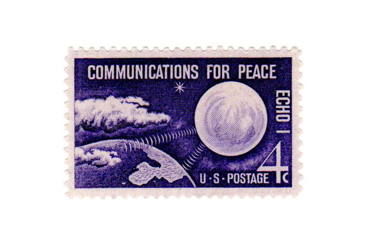 United States Space Exploration Topical Stamps