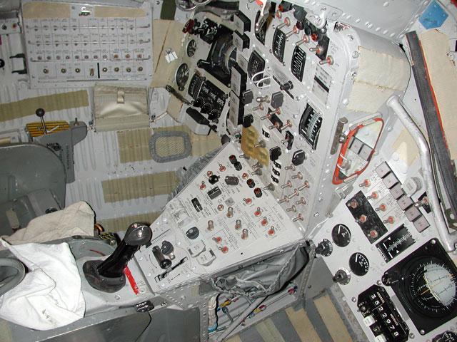 gemini spacecraft cockpit - photo #30