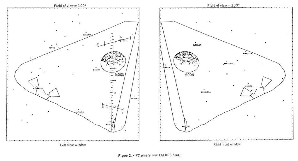 (nasa msc-02500 - views from the returning apollo 13 spacecraft)