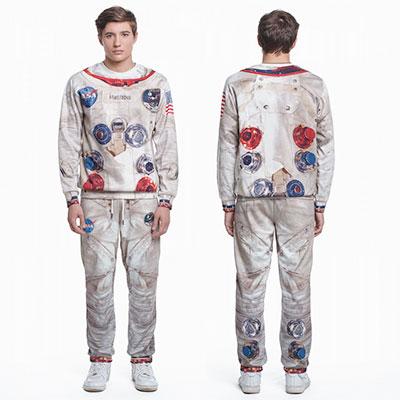 astronaut neil armstrong on uniform - photo #3