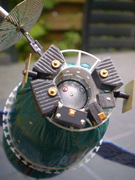 russian zond spacecraft - photo #21
