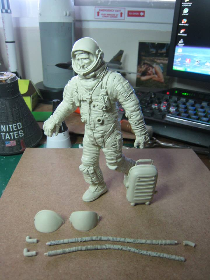 astronaut in space model - photo #24