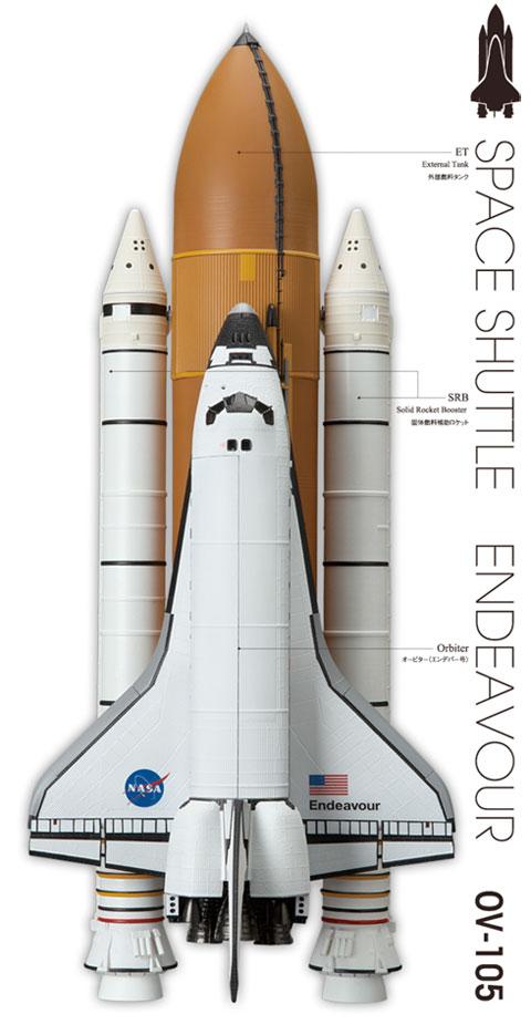 make a space shuttle model-#9