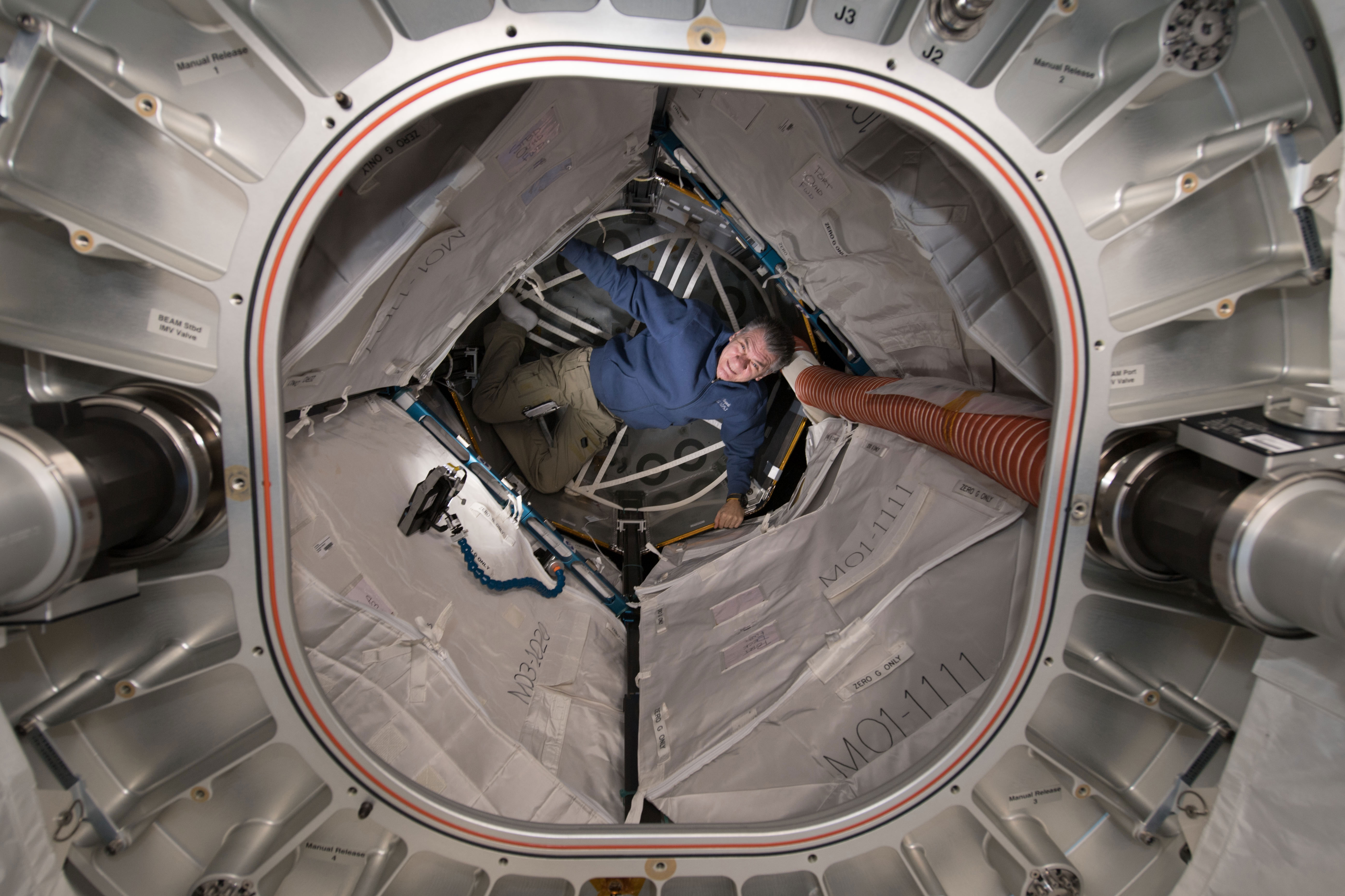 ISS] BEAM to test expandable habitat design - collectSPACE