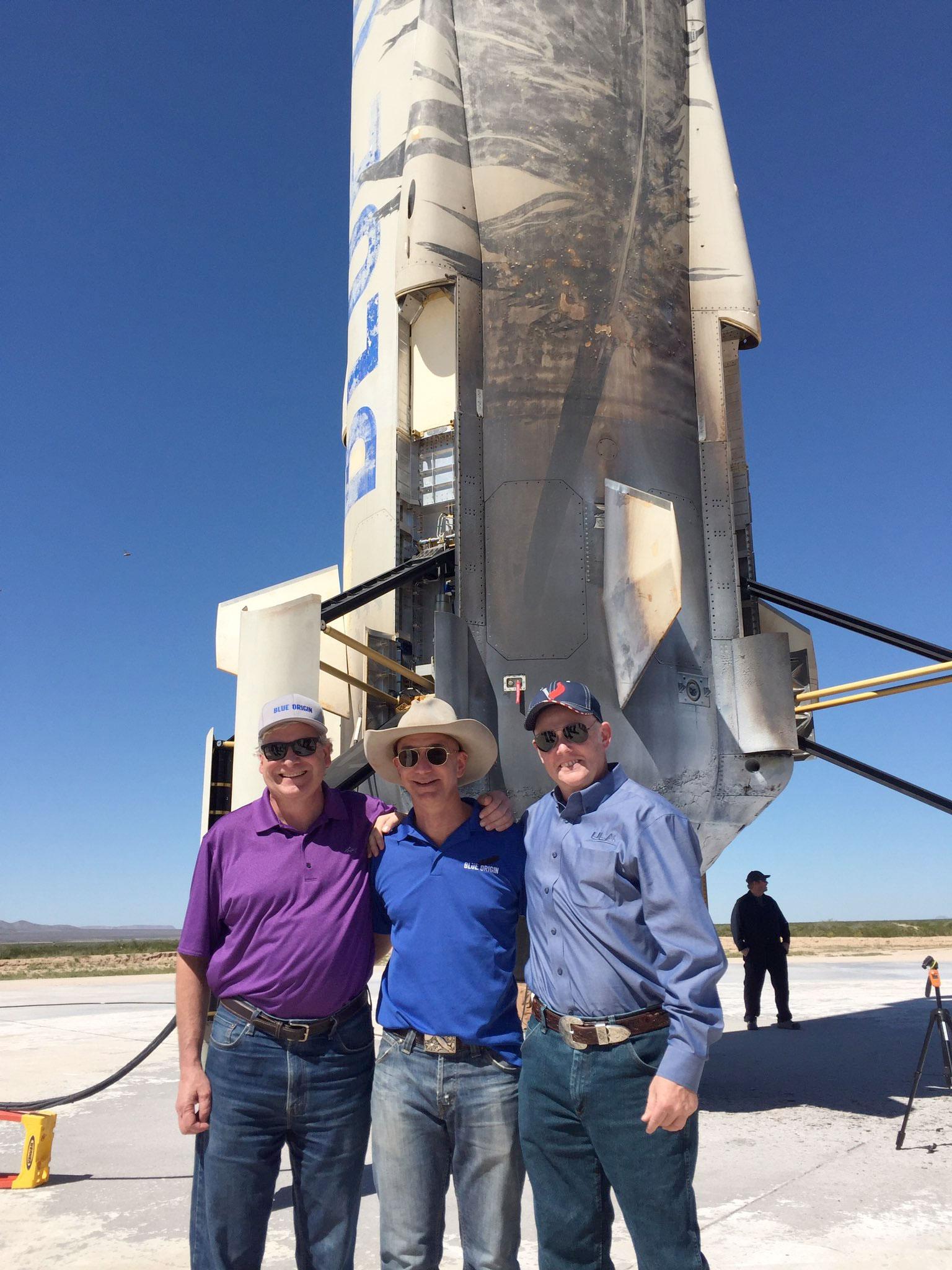 Escape Now Houston >> Blue Origin New Shepard escape test (10.5.16) - collectSPACE: Messages