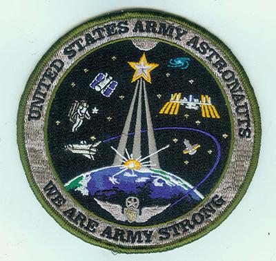 "FS: U.S. Army Astronauts ""Army Strong"" patch ..."