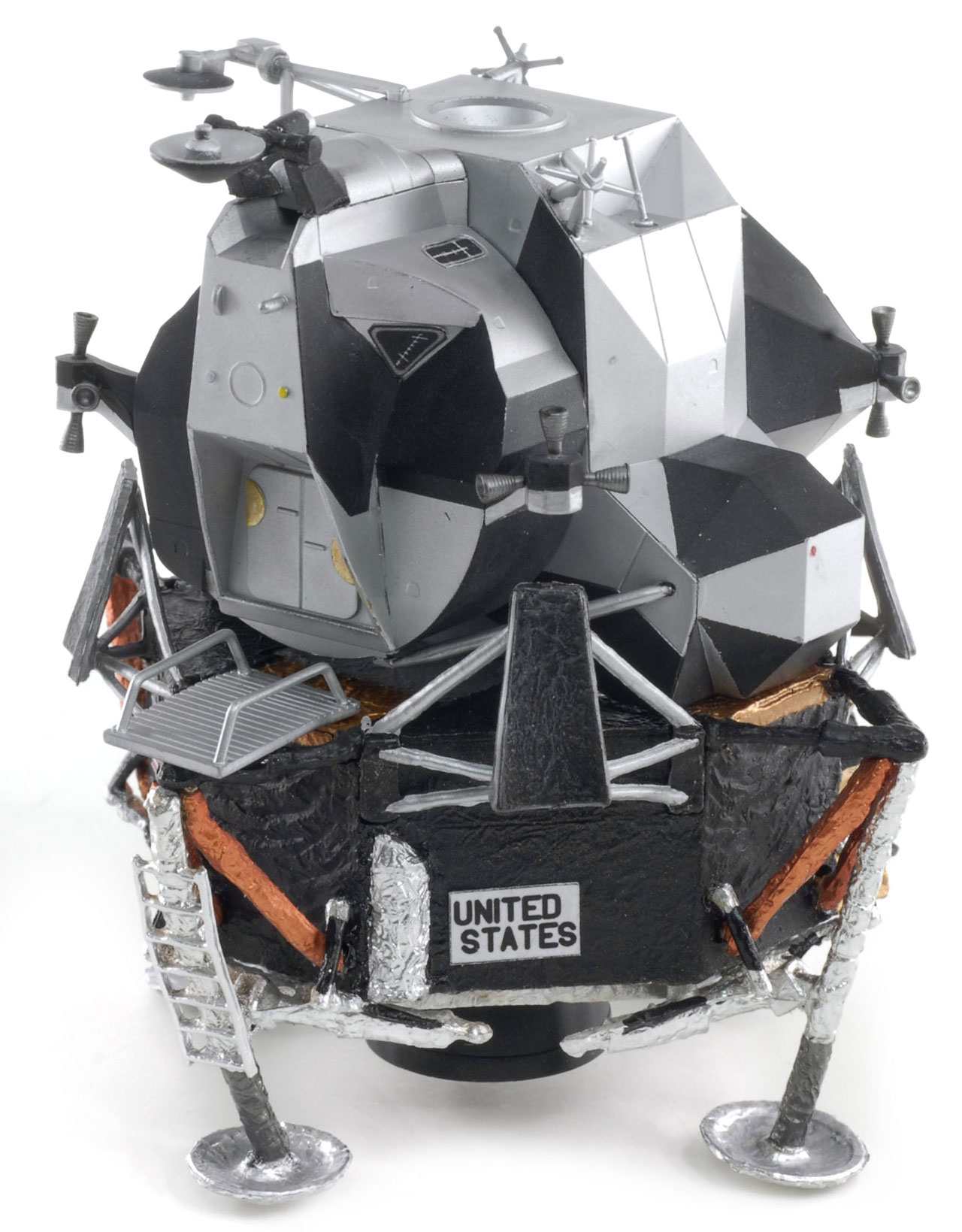 Dragon Wings 1:72 Apollo 10 CSM and LM - collectSPACE ...