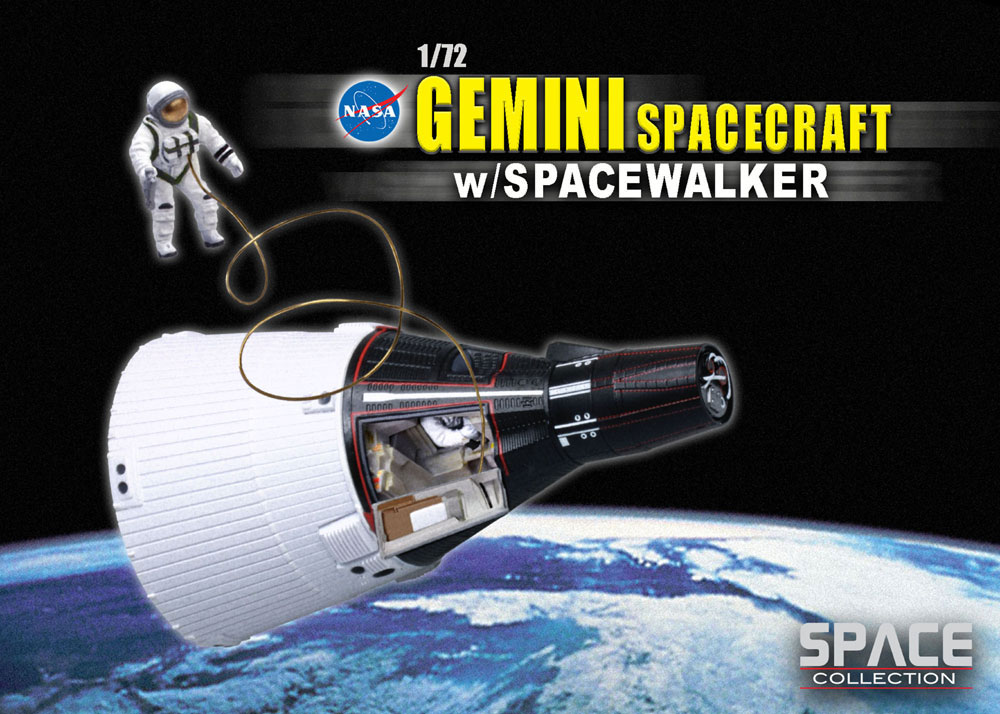 Dragon Wings 1:72 Gemini spacecraft - collectSPACE: Messages