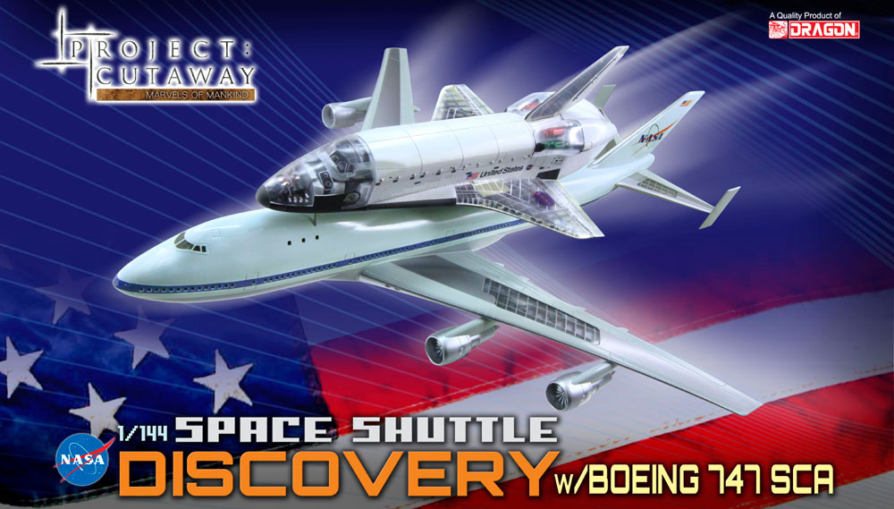 Dragon Wings 4D Project Cutaway models - collectSPACE ...