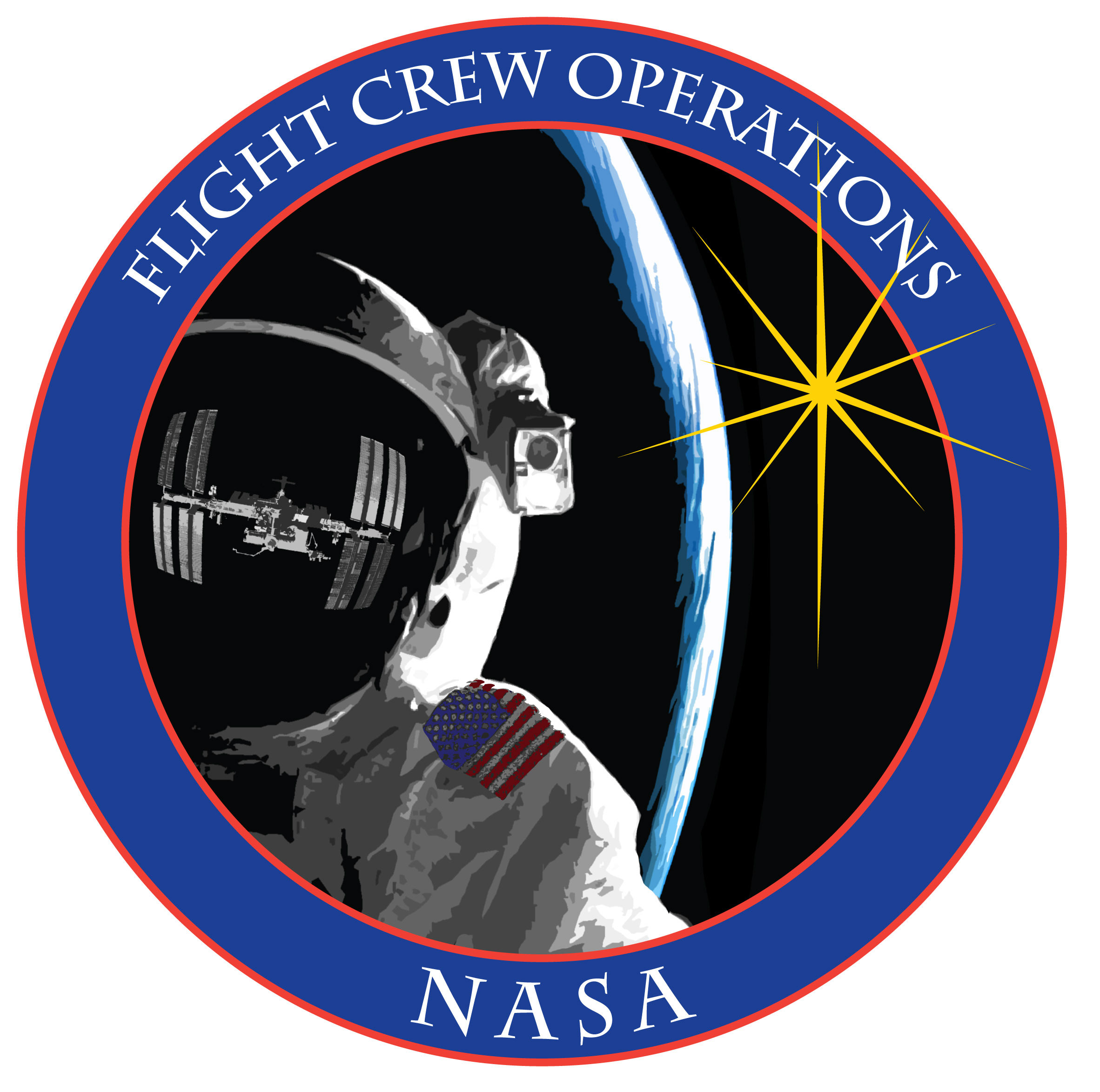 nasa emblem and cadets logos-#25